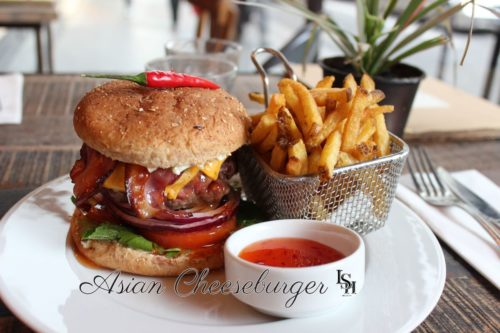 Cheeseburger Paris
