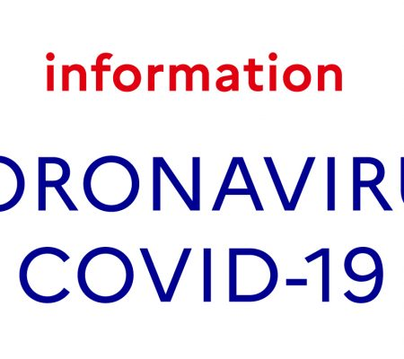 Informations - corovanirus covid19 prolongement 15 avril 2020