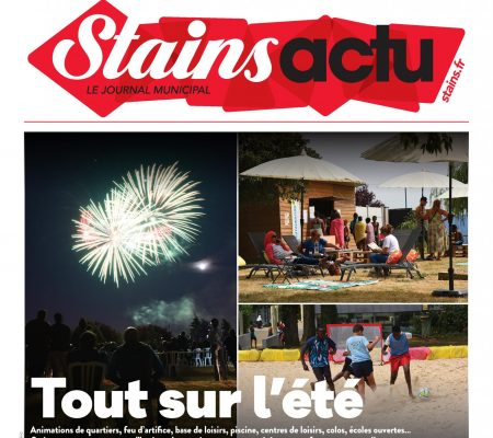 couv Stains Actu N°1034