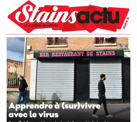 Couverture Stains Actu N°1039