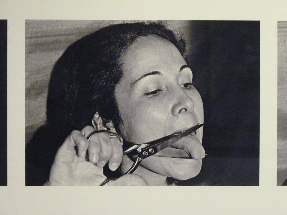 025 Anna Maria Maiolino ne 1942 Que reste-t-il-photopoemaction 1974