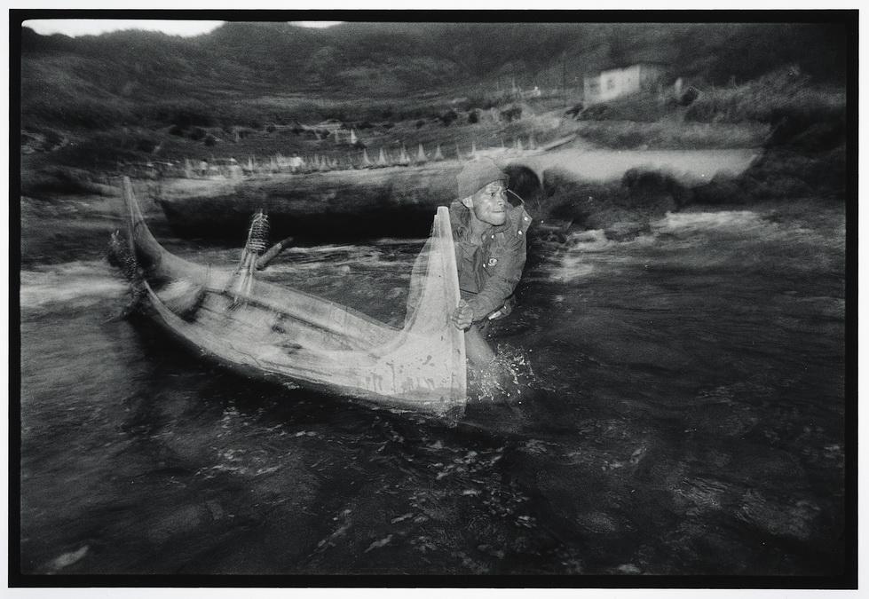 005 蘭嶼出海捕魚1987年