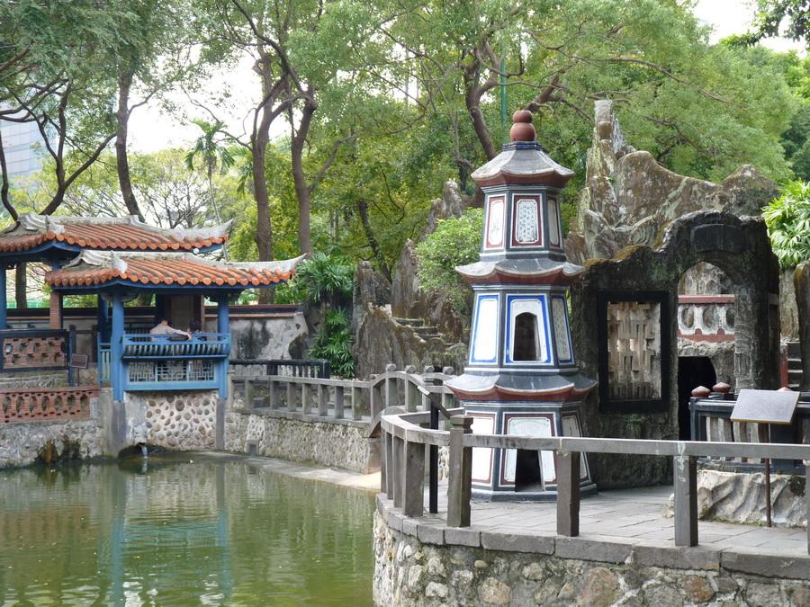 011 板橋林家花園
