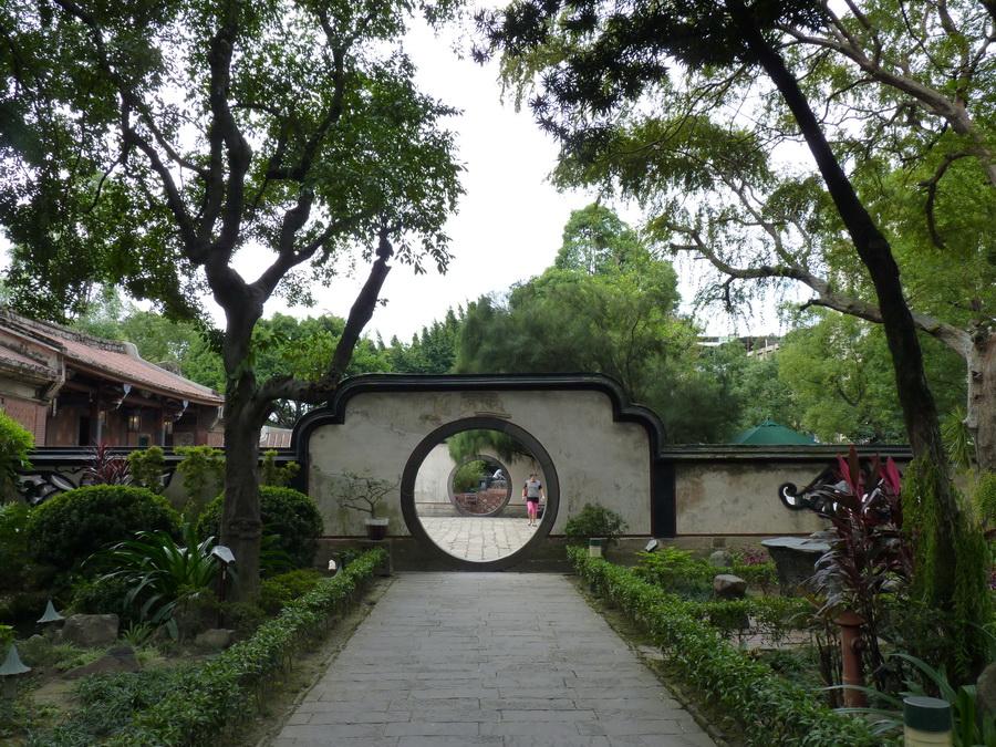 001 板橋林家花園