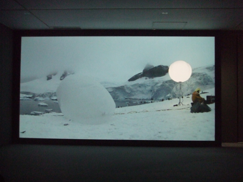 092  Pierre Huyghe  A Journey That Wasn t  05 film16