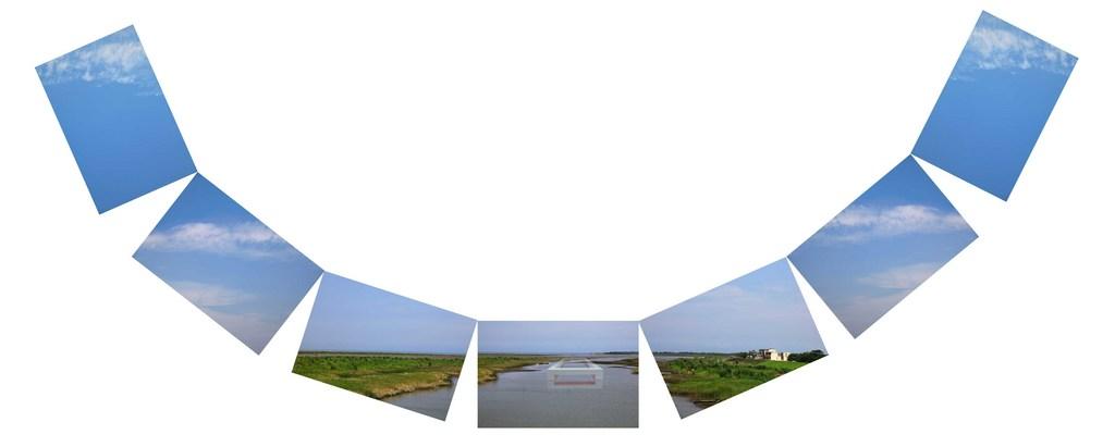 2011 個展  蜃遊完形記個展  作品編號 E 2480-84 2010