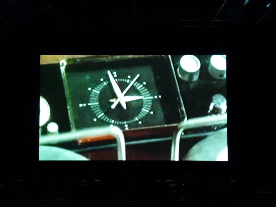 007 Christian Marclay  the clock 2010 installation video 24h centre Pompidou
