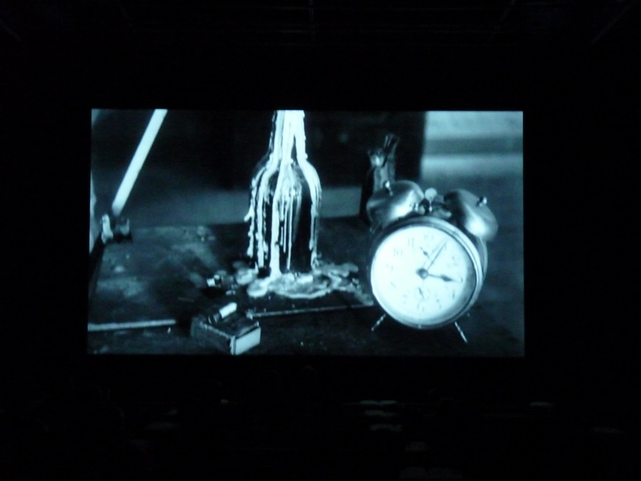 013 Christian Marclay  the clock 2010 installation video 24h centre Pompidou
