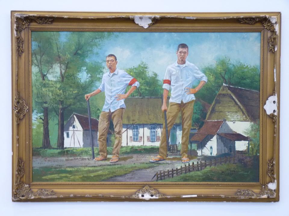 023 Nguyen Manh Hung -Lavventura -Lang Du 2014
