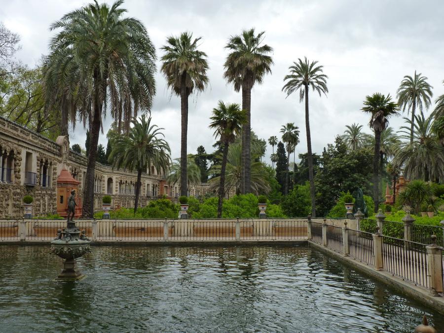 P1390301 Jardins del Alcazar Seville
