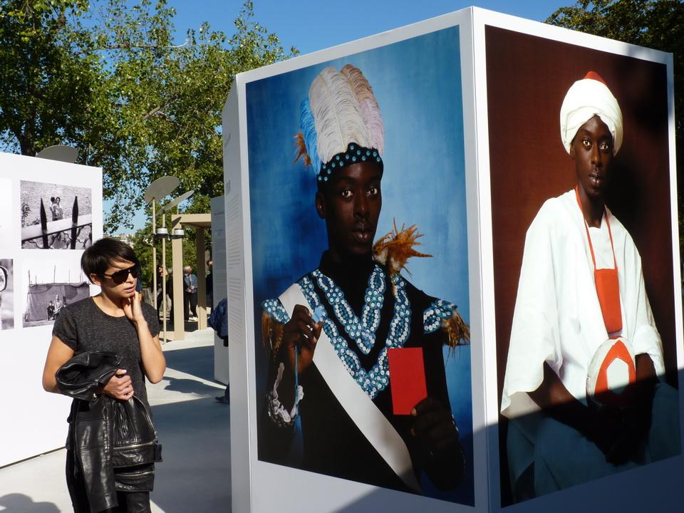 019 Omar Victor Diop ne1980 Senegal diaspora 2014-15