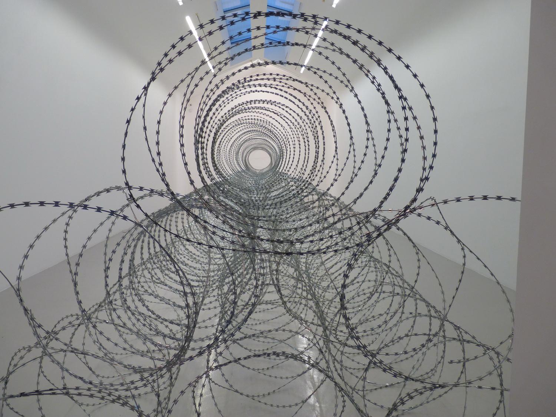 040-2  Gianni Motti draft 2015 installation