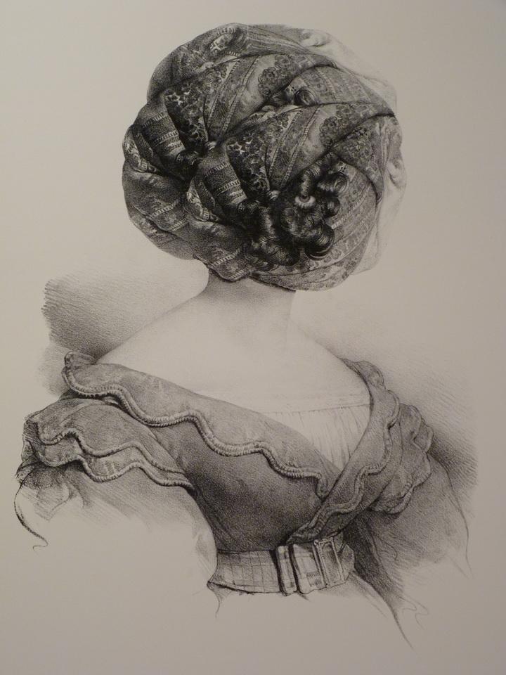 013  Markus Schinwald  b1973 140x100cm 2016 pigment print