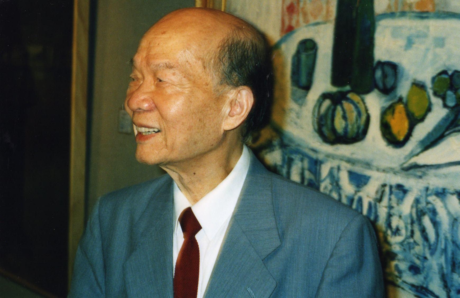 003 張義雄 2001-05 嘉義文化中心畫展