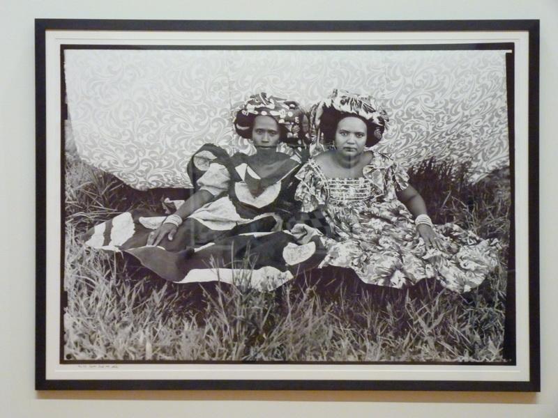 013  Seydo Keita   左-sans titre 1956-57(1998) tirage argentique moderne