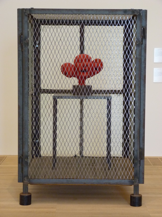 015-louise-bourgeois-1911-2010-cell-xiv-2000-stee-glass-wood-metal-and-reed-fabricl