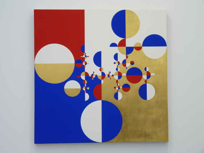 042-3-gbriel-orozao-samuai-painting-number-21-90x90cm-2011-acrylic-and-gold-leaf-on-linen