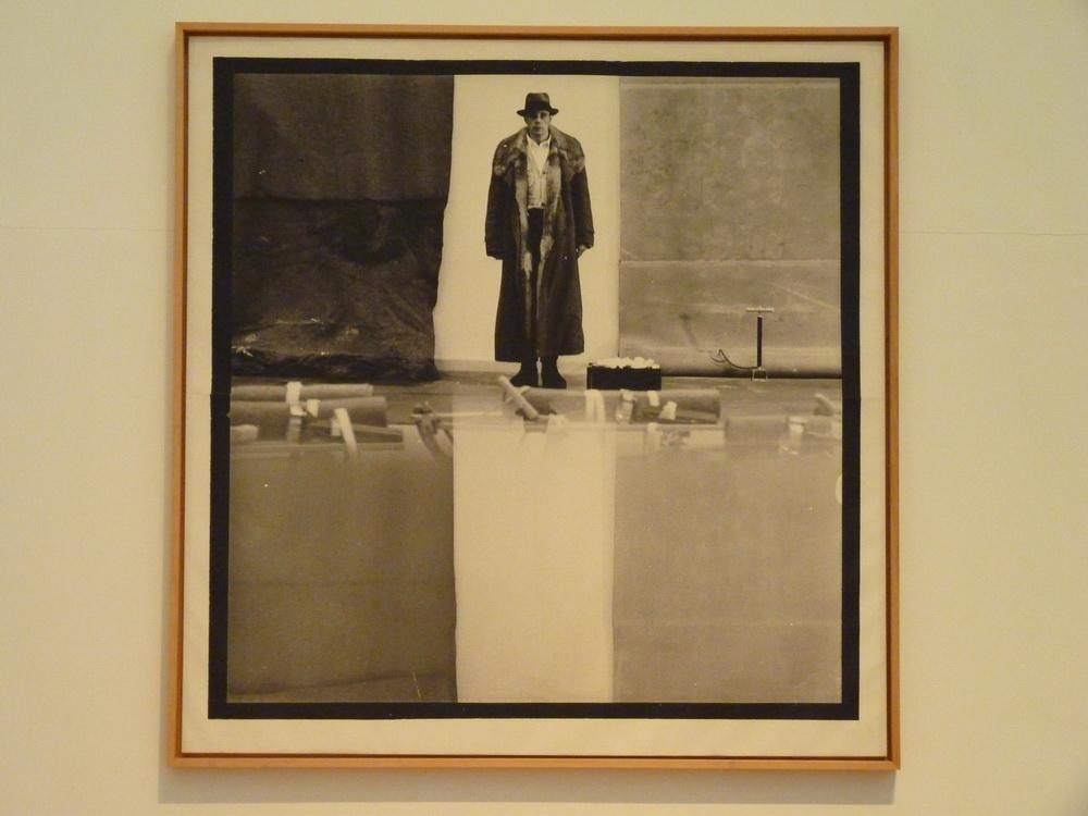 0021 Jeseph Beuys 1921-1986 Untitred 1970