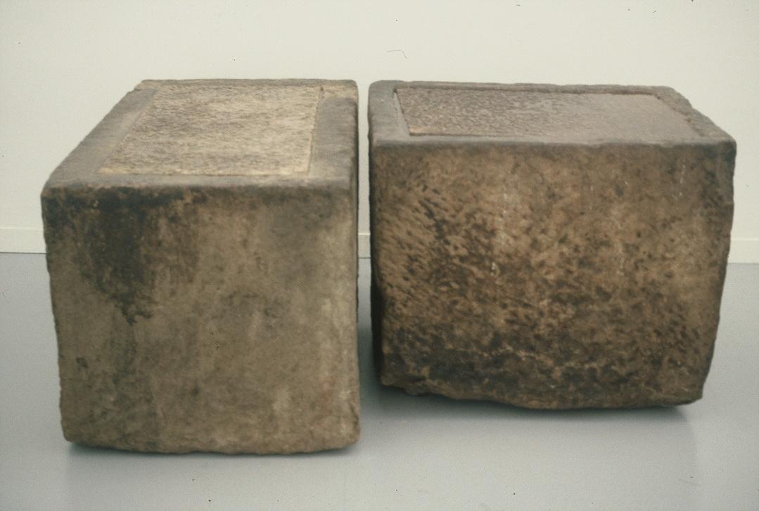 042 Joseph Beuys 橄欖油之石系列1984