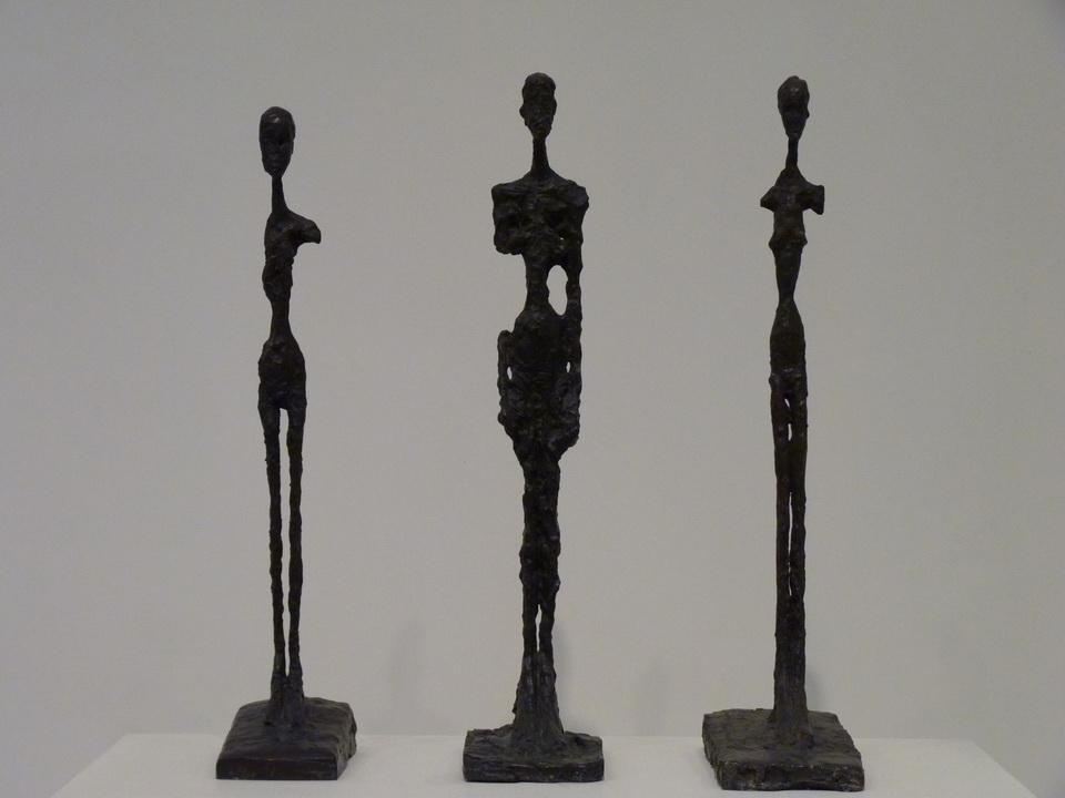 028-2 Alberto Giacometti 1901-1966 Standing woman 1958-59