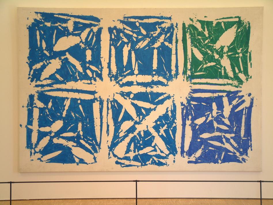 331 Simon Hantai(1922)Tabula1980