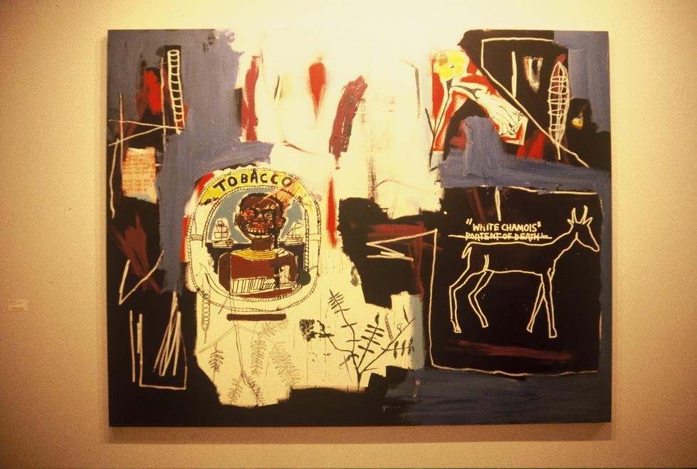 549 J-M Basquiat 1984