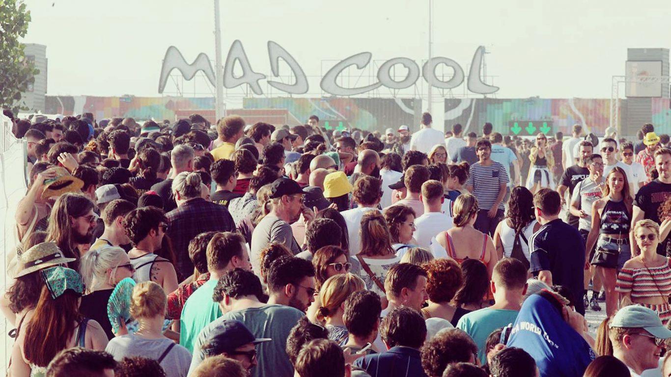 Mad Cool colas acceso