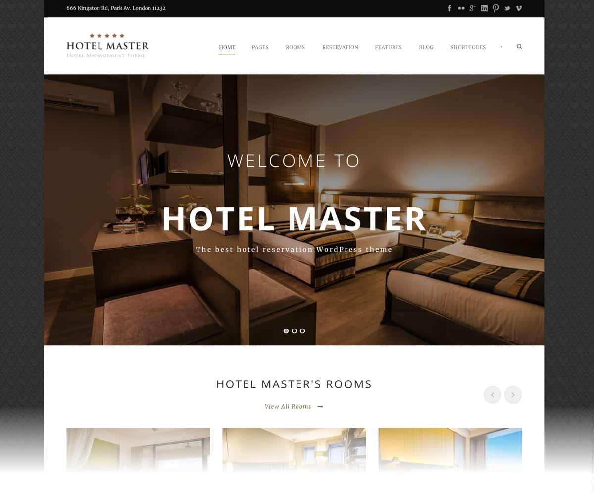 Hotel Master