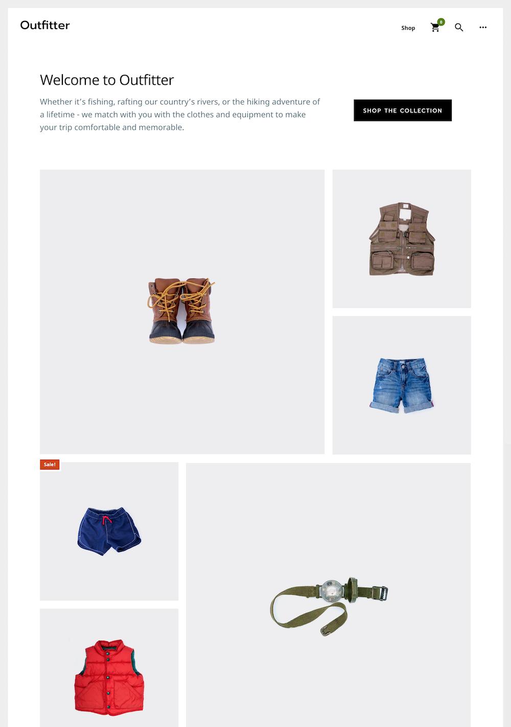 e-shop mode