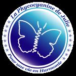 logo PHYCOCYANINE DE JULIE de La spiruline de Julie