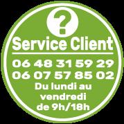 service client la spiruline de julie Ok