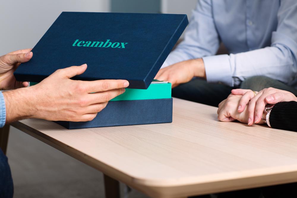 Découvrez teambox, la boîte qui vous aide à développer votre équipe