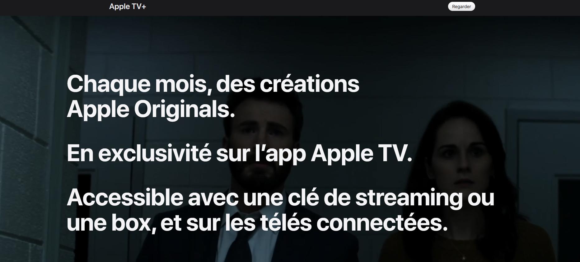 Apple TV+ - SmartTV - Bbox