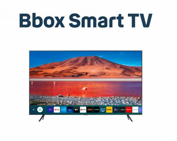 TV Samsung - Bbox Smart TV