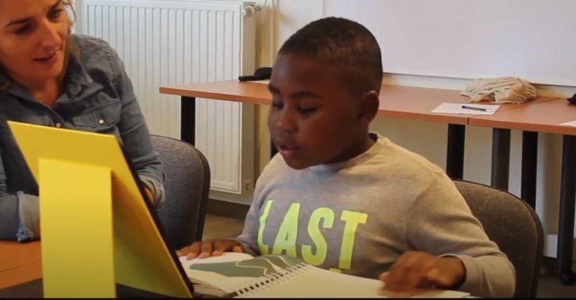 Livre numérique - TiBonTab - association Les Doigts qui Rêvent