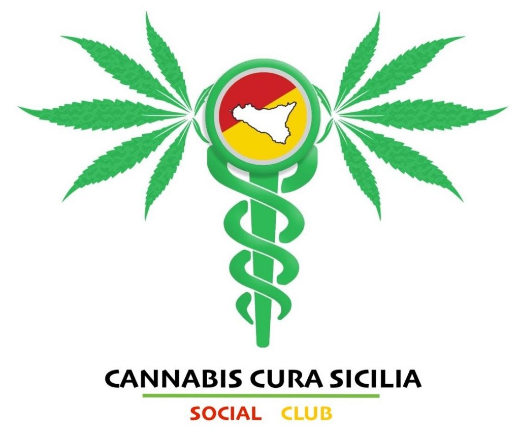 Logo Cannabis Cura Sicilia - Cannabiscienza
