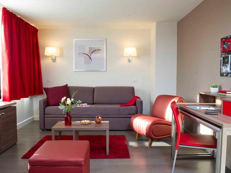 Séjour Normandie - Adagio Aparthotel Caen Centre