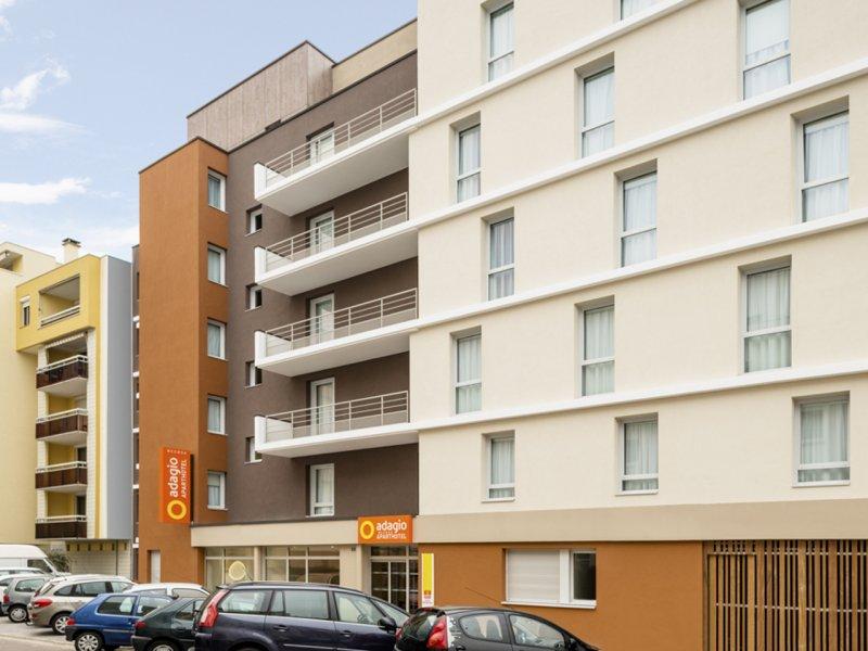 Séjour Bourgogne - Adagio Aparthotel Dijon République