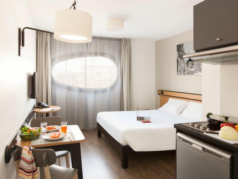 Adagio Aparthotel Nancy Centre