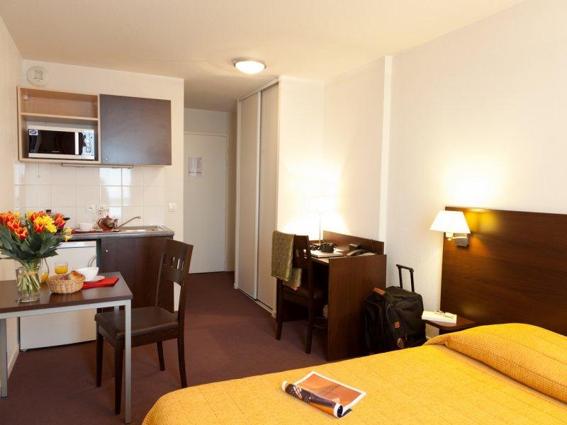 Adagio Aparthotel Saint-Denis Pleyel