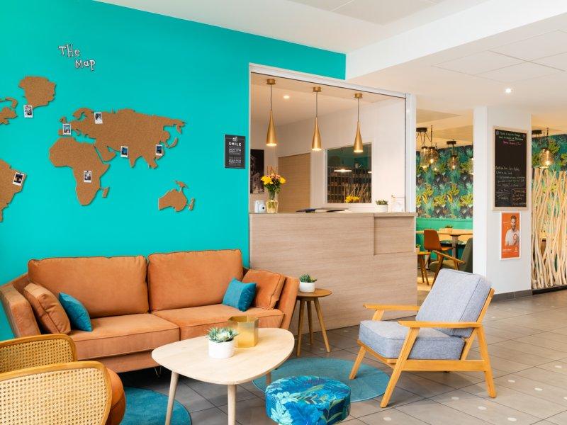 Séjour Centre - Adagio Aparthotel Tours