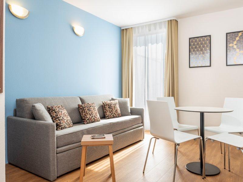 Adagio Aparthotel Paris Quai d'Ivry