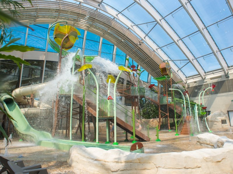 France - Poitou Centre Loire - Morton - Center Parcs Domaine Le Bois aux Daims