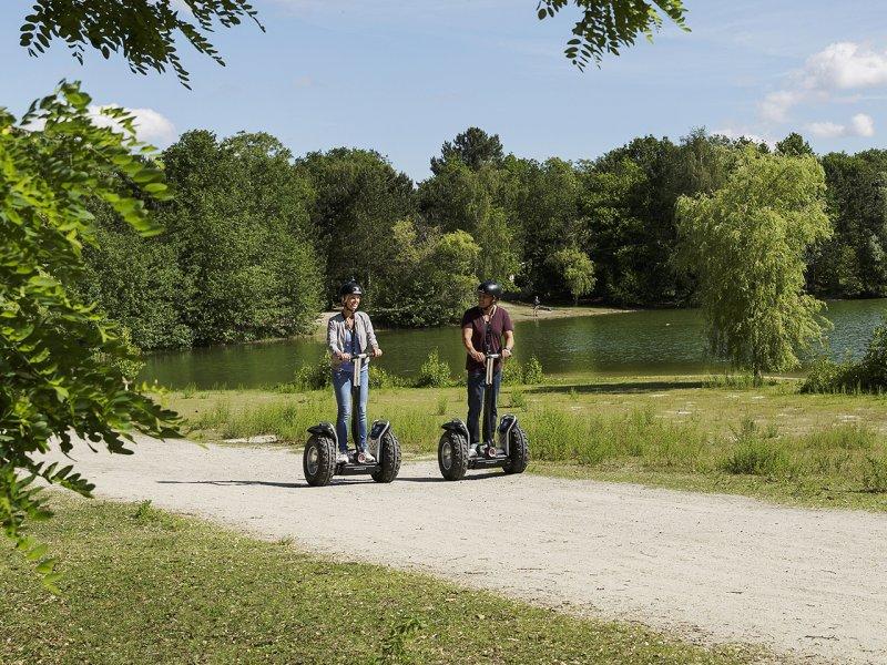 France - Normandie - Verneuil sur Avre - Center Parcs Domaine Les Bois-Francs