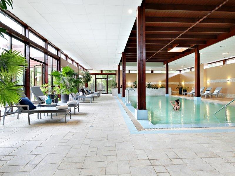 France - Nord et Picardie - Chamouille - Center Parcs Domaine Le Lac d'Ailette