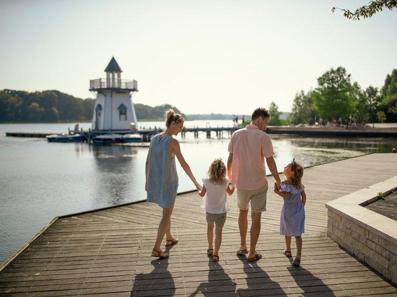 Séjour Center Parcs - Center Parcs Domaine Le Lac d'Ailette