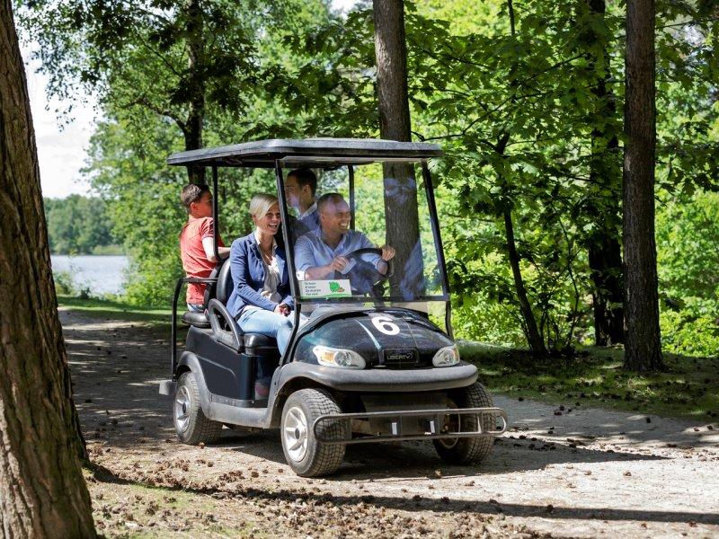France - Alsace Lorraine Grand Est - Hattigny - Center Parcs Domaine Les Trois Forêts