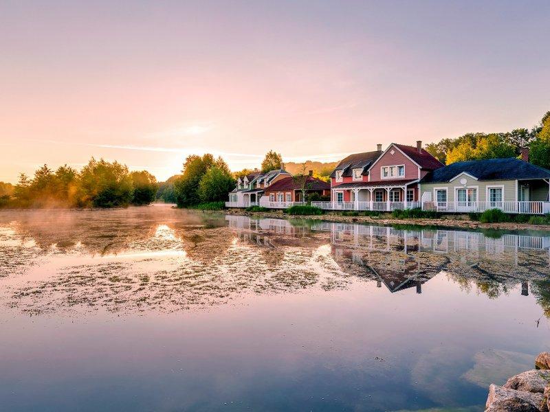 Séjour France - Center Parcs Domaine Le Lac d'Ailette