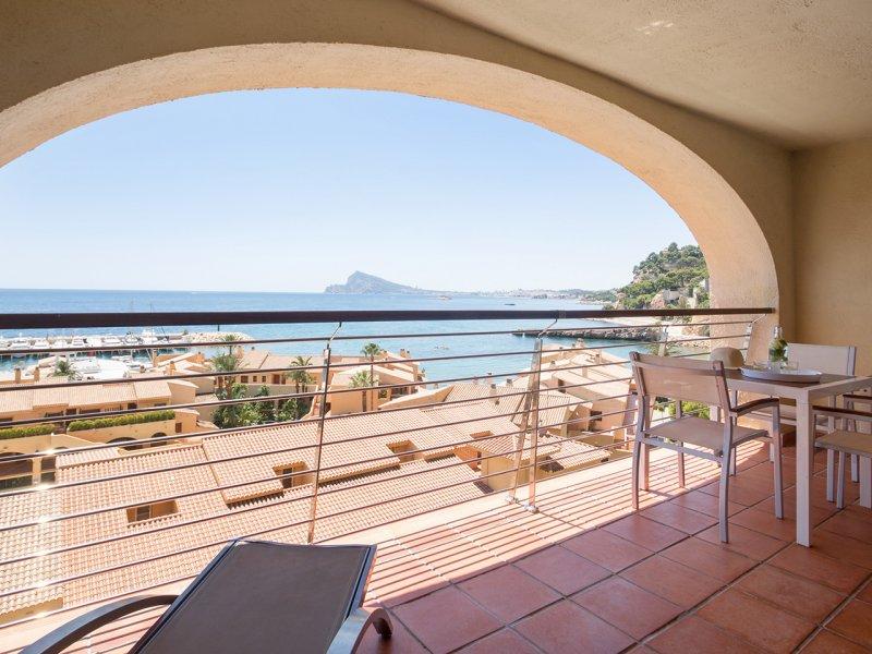 Espagne - Alicante - Costa Blanca - Altea - Résidence Pierre & Vacances Altea Port