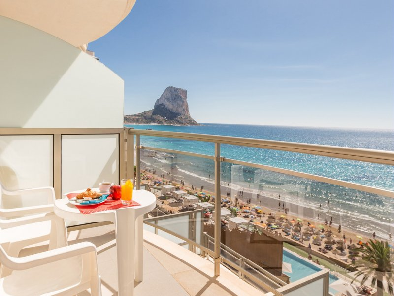 Espagne - Alicante - Costa Blanca - Calpe - Hôtel Pierre & Vacances Bahia Calpe